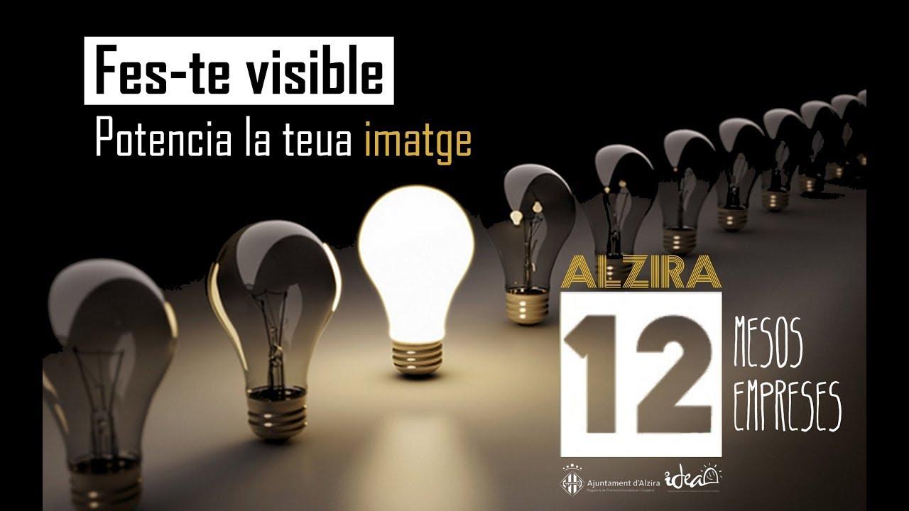 Calendario Laboral Alzira 2020.Alzira 12 Meses 12 Empresas Idea Alzira