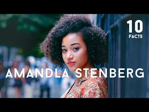 10 Facts about Amandla Stenberg