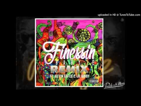 Lil Wayne - Finessin (Remix) feat. Kevin Gates, Lil Bibby & Baby E #NoCeilings2