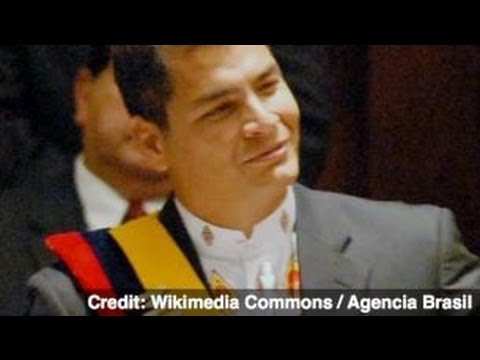 Ecuador's New Media Law 'Death Certificate Of Freedom'?