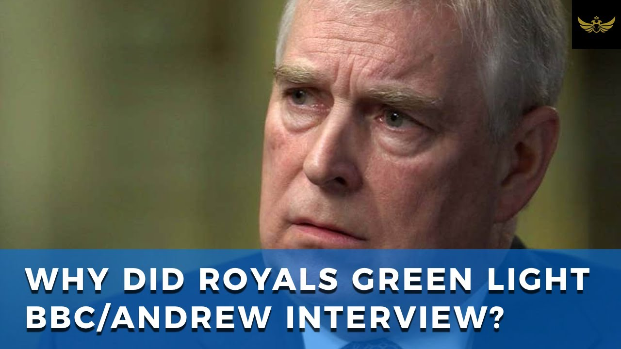 Prince Andrew BBC meltdown.Why did Royal Family let this interview take place?