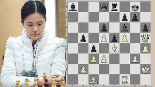 Китайская школьница штурмует шахматный Олимп