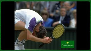 FULL VERSION Agassi vs McEnroe 1992 Wimbledon