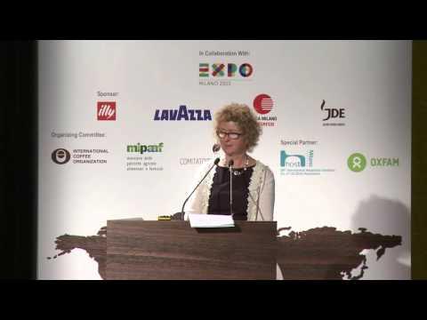 Elke Gerhard - Global Coffee Forum speech