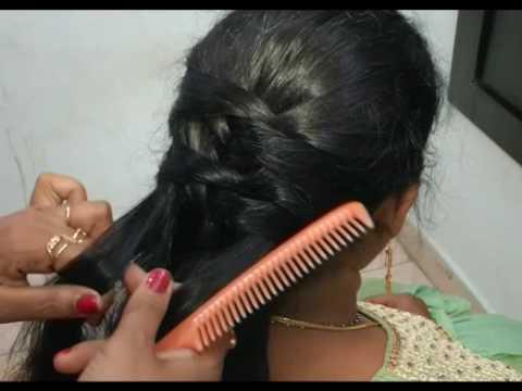 Siga Singaaram-44(Hair style video by eenadu.net)