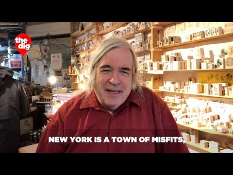 Putting His Stamp On NYC Meet John Casey Of Rubber Stamps