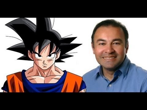 Entrevista a Mario Castañeda la voz de Goku @ccp_mario