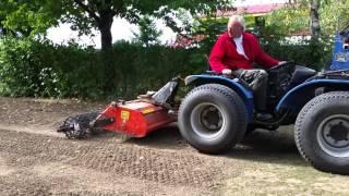 Zakládání nových trávníků