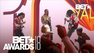 "Migos Performs ""Walk It Talk It"" And ""Stir Fry""! Did They Stir Up The Night?  