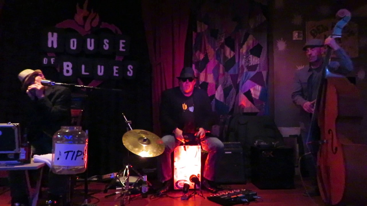 "blues chronicles - ""three more days"" - house of blues cleveland"