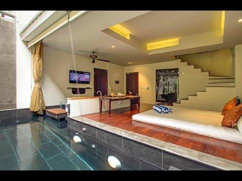 Bali 18 suite villa loft @ kuta private pool room