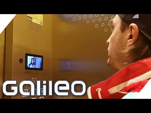 Das modernste Hotel der Welt   Galileo   ProSieben