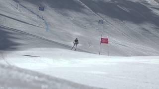 Sierra Nevada Campeonato España Esquí Alpino mp4