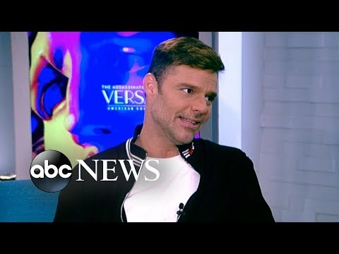 Ricky Martin on coming to terms with his sexuality: 'I wish I could come out again'
