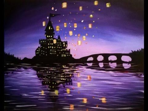 Minimalist Castle Lanterns Paint Nite Denver Minimalist - Inspirational paint nite denver For Your Plan