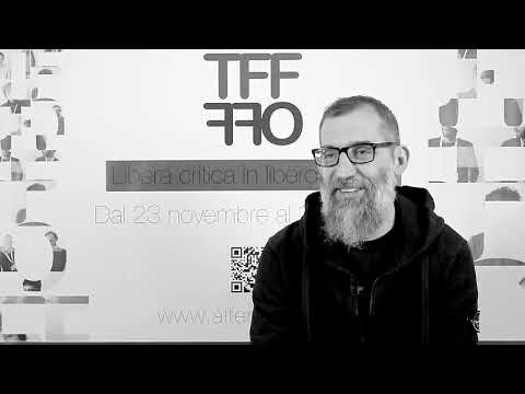 TFF OFF 2018 - Intervista a Filippo Perfido
