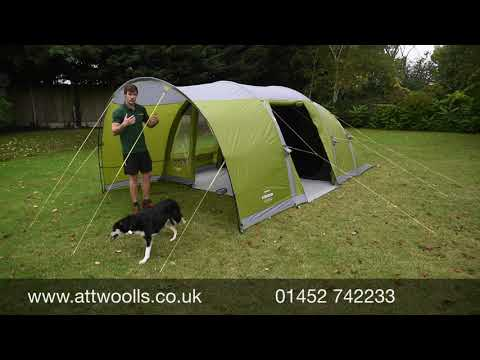 Vango Alton Air 400 & 500 Tent Review 2020