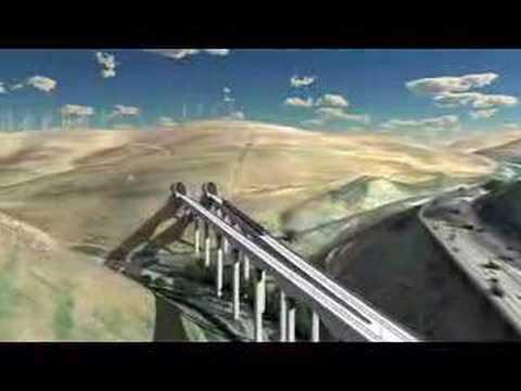 California High-Speed Trains: Altamont Pass