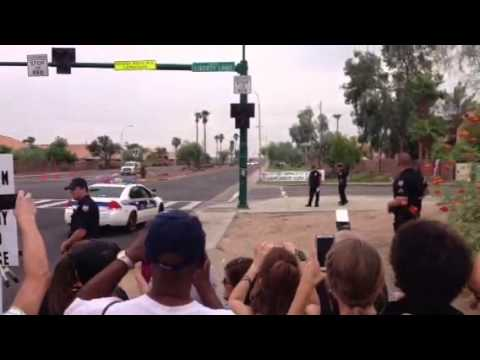 Barack Obama In Ahwatukee Arizona 8/6/2013