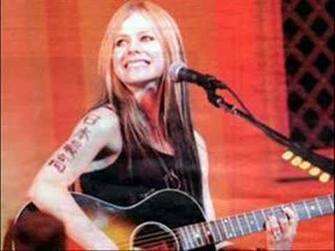 Avril Lavigne Kiss Me