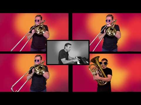 Funeral for a Friend - Trombone and Piano