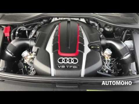 605HP!! 2017 Audi S8 Plus 4 0T Full Review   Exhaust   Start Up  Short Drive