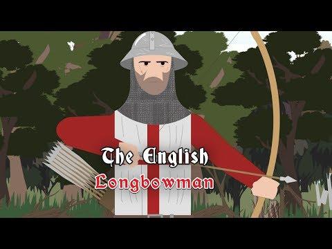 English Longbowman (Medieval Archer)