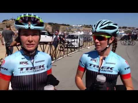 Interview with Emily Batty and Rebecca Henderson at Sea Otter