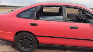 Mazda 626 GE 2.5 V6