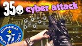 35 KILLS WORLD RECORD IN CYBER ATTACK - Modern Warfare 2019