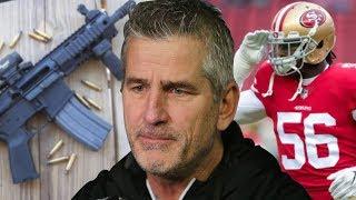 Colts Hire Frank Reich & 49ers Reuben Foster Arrested
