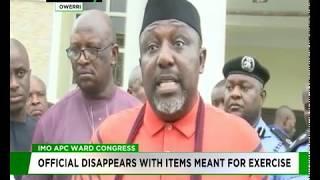 Imo State APC Ward Congress drama