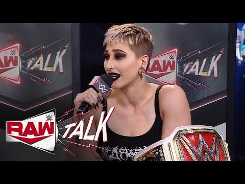 Rhea Ripley takes aim at Charlotte Flair and Sonya Deville: Raw Talk, May 3, 2021