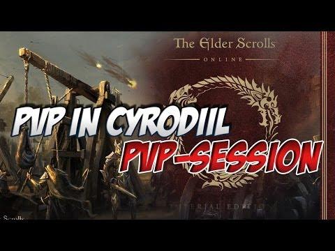 ESO [DEUTSCH] – PVP in Cyrodiil – Elder Scrolls Online – Lets Play #ESO