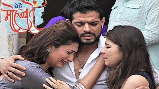 Yeh Hai Mohabbatein 17th September 2016 Ishita And Raman Crying After Losing Pihu Custody To Shagun