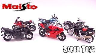 Игрушки, Мотоциклы. Ducati,Kawasaki,Honda,BMW. Игрушки для детей и взрослых/toys for boys Motorcycle
