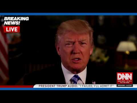 """BREAKING: Trump Admits """"I Failed"""" - 100 Days of Reign"""