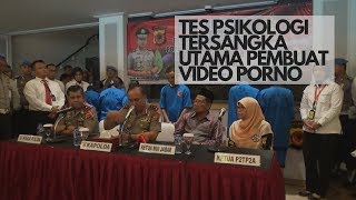 Download Video NET JABAR – POLDA JABAR LAKUKAN TES PSIKOLOGI TERHADAP TERSANGKA UTAMA PEMBUAT VIDEO PORNO MP3 3GP MP4