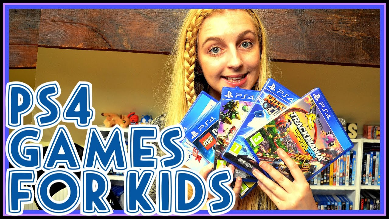 Old Games For Ps4 : Ps games for kids recommendations youtube