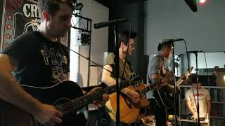"Anti-Flag ""American Attraction"" Live at Creep Records Store, Philadelphia, PA 11/3/17"