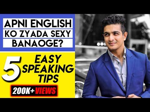 English Speaking को SEXY बनाओ   5 Communication Skills Tips   BeerBiceps Hindi thumbnail