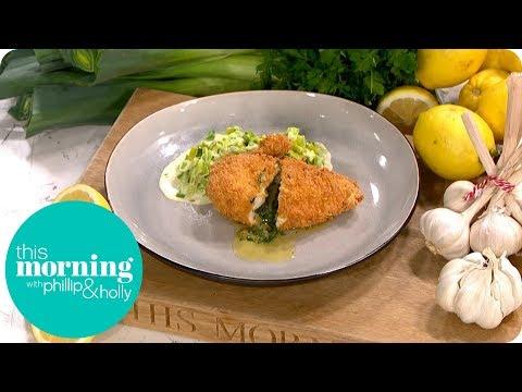 James Martin's Classic Chicken Kiev | This Morning