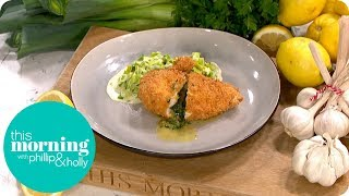 James Martin's Classic Chicken Kiev | This Morning