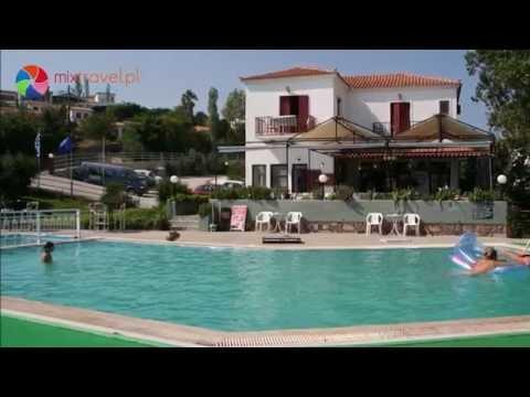 Gorgona Hotel - Lesvos - Grecja   Greece   mixtravel.pl