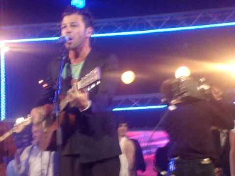 Christophe Maé - C'est ma terre. M6 music live Montpellier