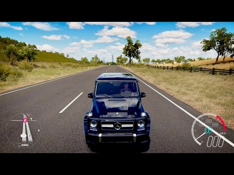 Forza Horizon 3 Mercedes-Benz G65 AMG