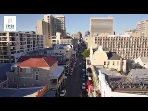 Cape Town City Bowl Real Estate Agent Ryan Johnson