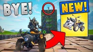 *NEW* Legendary QUADCRASHER Gameplay! (Fortnite)