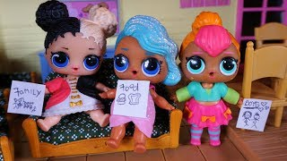 LOL SURPRISE DOLLS Prepare For Thanksgiving