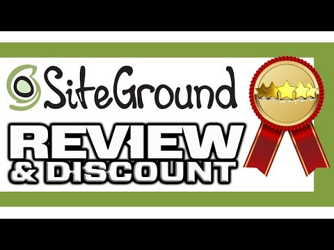 Siteground Review – A Look In Their Plans, Web Speeds, and Performance Benchmarks
